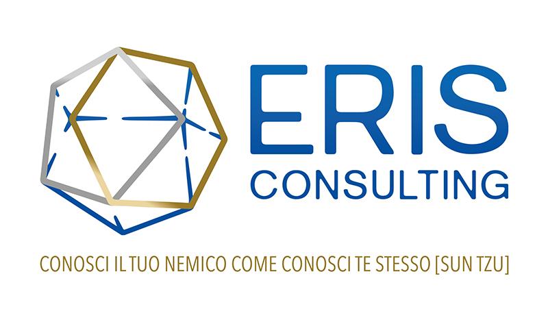 Logo Eris Consulting – Design by Officina Mirabilis
