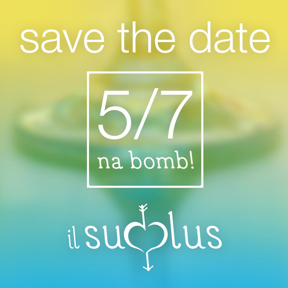 Save the date IL SUDPLUS 5 luglio 2020