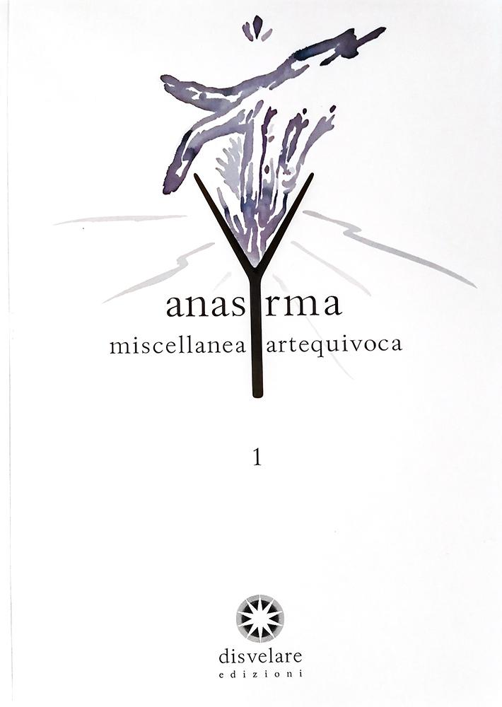 Anasyrma, copia acquerellata al vino da Vincenzo Notaro