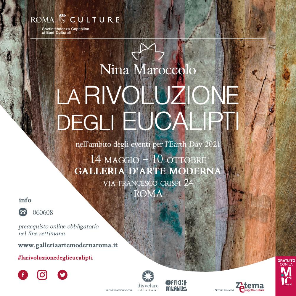 La Rivoluzione degli Eucalipti di Nina Maroccolo continua…
